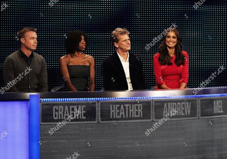 (Ep 5) Football Pundit Graeme Le Saux, singer Heather Small, Sports Presenter Andrew Castle and TV Presenter Melanie Sykes