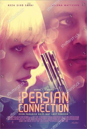 Stock Picture of The Persian Connection (2016) Poster Art. Helena Mattsson, Reza Sixo Safai