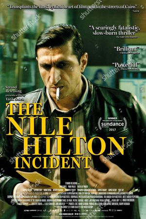 The Nile Hilton Incident (2017) Poster Art. Fares Fares