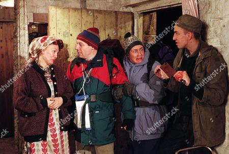 Editorial photo of 'Emmerdale' TV Series - Nov 1995