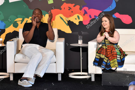 Editorial photo of OZY Fest, New York, USA - 22 Jul 2017