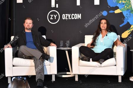 David Perry, Maysoon Zayid