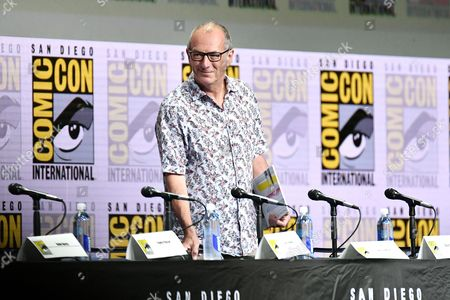 Stock Picture of Dave Gibbons