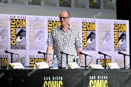 Stock Image of Dave Gibbons