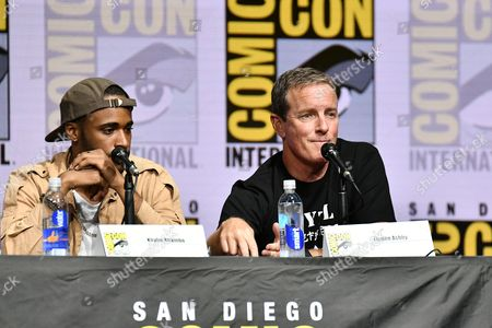Khylin Rhambo and Linden Ashby