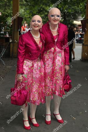Eva and Adele and Fiona Bennett