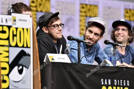 Jorma Taccone, Dave McCary and Kyle Mooney