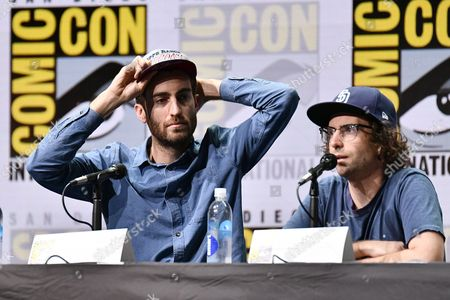 Dave McCary and Kyle Mooney