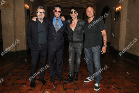 Criss Angel, Gary Oldman, Lance Burton, Randy Couture