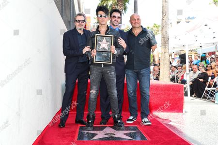 Criss Angel, Gary Oldman, Lance Burton, Randy Couture