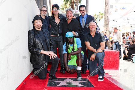 Criss Angel, Gary Oldman, Lance Burton, Randy Couture, Flava Flav, The Amazing Johnathan, Tony Orlando