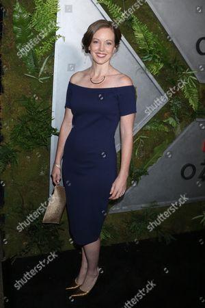 Editorial image of 'Ozark' TV show premiere, Arrivals, New York, USA - 20 Jul 2017