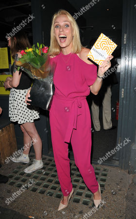 Editorial image of Camilla Dallerup's 'Reinvent Me' book launch party, Lights of Soho, Brewer Street, London, UK - 20 Jul 2017