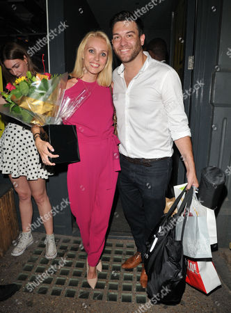 Editorial photo of Camilla Dallerup's 'Reinvent Me' book launch party, Lights of Soho, Brewer Street, London, UK - 20 Jul 2017