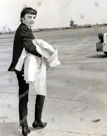 Jimmy Nicol Former Drummer Who Is Known As The Fifth Beatle After He Replaced A Tonsillitis Stricken Ringo Starr On The Beatles 1964 World Tour Is Pictured At Heathrow On Arrival From Australia After Starr Rejoined The Band.