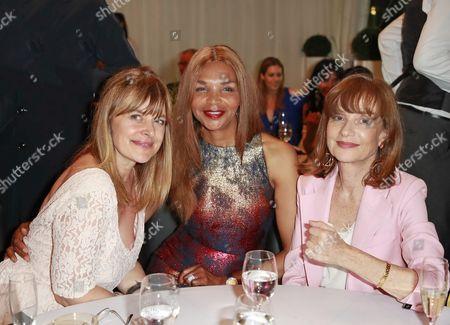 Nastassja Kinski, Valerie Campbell, Isabelle Huppert