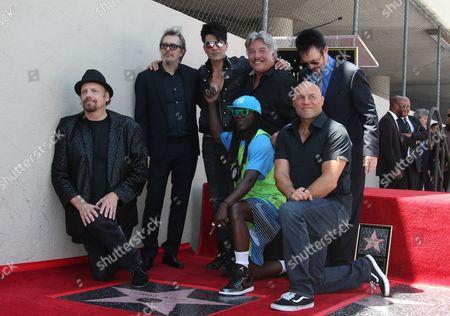 Flavor Flav, Tony Orlando, Gary Oldman, Criss Angel, The Amazing Johnathan, Lance Burton, Randy Couture