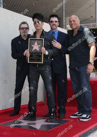 Gary Oldman, Lance Burton, Randy Couture, Criss Angel