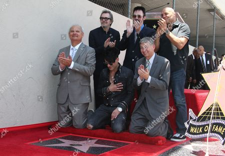 Gary Oldman, Lance Burton, Randy Couture, Criss Angel, Jeff Zarrinnam, Leron Gubler