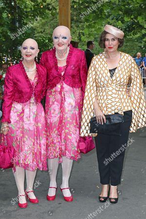 Eva and Adele, Fiona Bennett