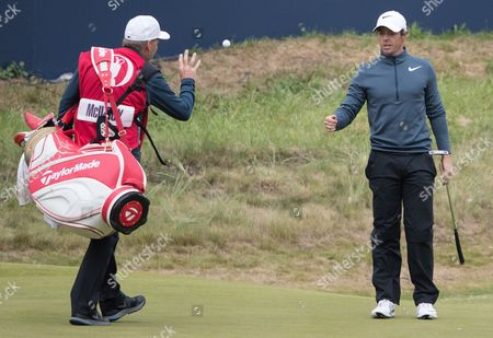 Editorial picture of The Open 2017, Day2, Royal Birkdale, Southport, Merseyside,UK, 21st  July 2017
