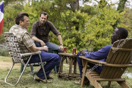 "Editorial picture of ""Hap And Leonard"" (Season 2) TV Series  - 2016"