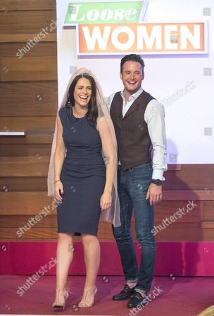 Susie Amy and Gary Lucy