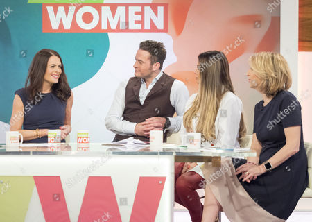 Susie Amy, Gary Lucy, Kaye Adams and Katie Price