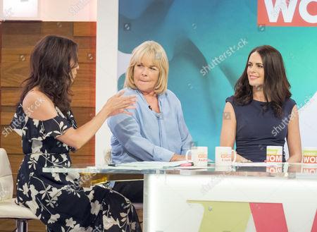 Andrea McLean, Linda Robson, Susie Amy