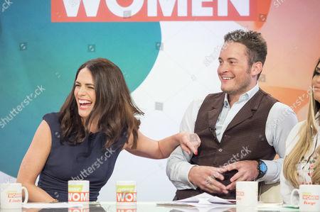 Editorial photo of 'Loose Women' TV show, London, UK - 21 Jul 2017