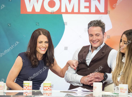 Stock Picture of Susie Amy and Gary Lucy