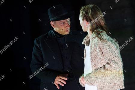 Richy Müller, Janina Stopper