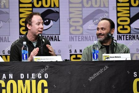 Editorial picture of 'The Big Bang Theory' TV show panel, Comic-Con International, San Diego, USA - 21 Jul 2017