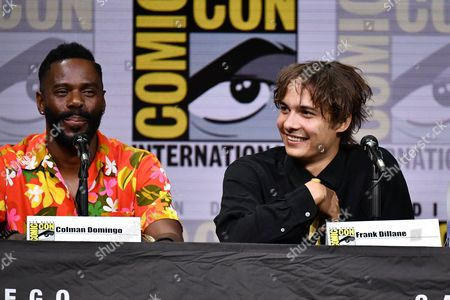 Colman Domingo and Frank Dillane