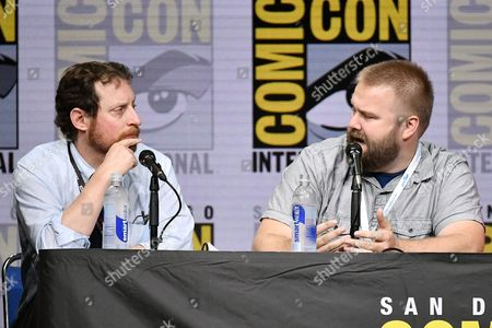 Scott M. Gimple and Robert Kirkman
