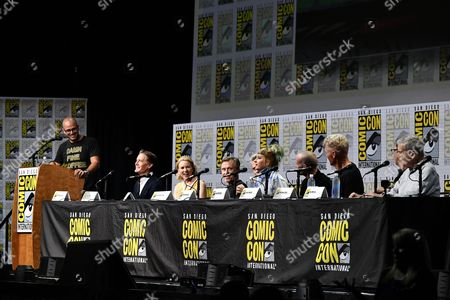 Damon Lindelof, Kyle Maclachlan, Naomi Watts, Tim Roth, Dana Ashbrook, Kimmy Robertson, James Marshall, Everett McGill, Matthew Lillard and Don Murray