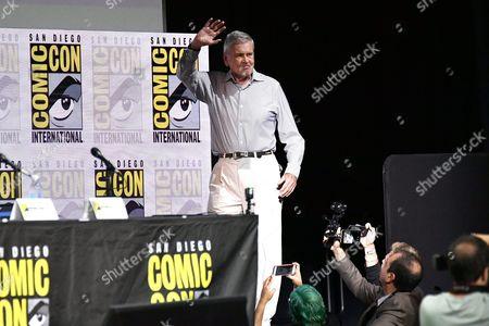 Editorial image of 'Twin Peaks' TV show panel, Comic-Con International, San Diego, USA - 21 Jul 2017