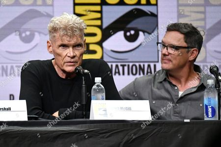 Editorial picture of 'Twin Peaks' TV show panel, Comic-Con International, San Diego, USA - 21 Jul 2017