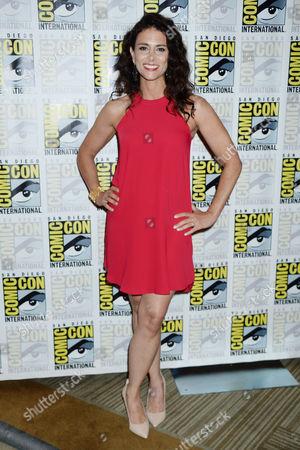 Editorial image of 'Teen Wolf' TV show photocall, Comic-Con International, San Diego, USA - 21 Jul 2017