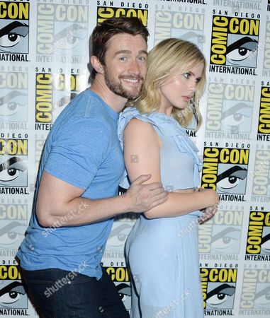 Editorial picture of 'iZombie' TV show photocall, Comic-Con International, San Diego, USA - 21 Jul 2017