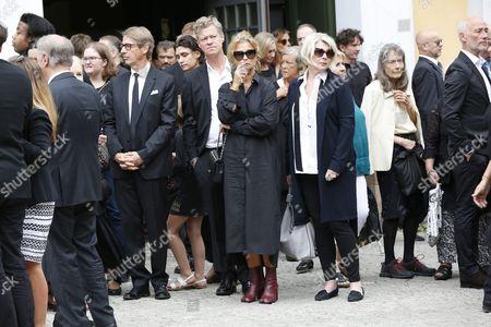 Albert Bonnier, Martin Wickström, Lena Endre, Agneta Villman