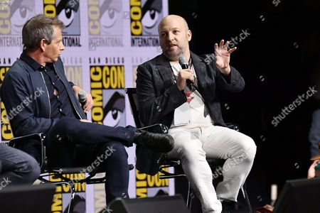 Ben Mendelsohn and Zak Penn