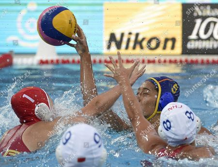 Editorial picture of FINA Swimming World Championships 2017, Budapest, Hungary - 22 Jul 2017