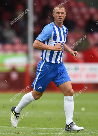 Steve Sidwell of Brighton & Hove Albion
