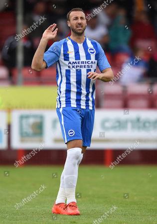 Glenn Murphy of Brighton & Hove Albion