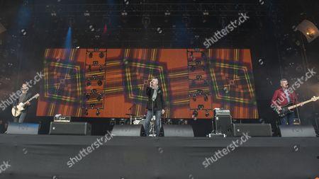 Editorial picture of Rewind Festival, Scone Palace, Perth, Scotland - 22 Jul 2017