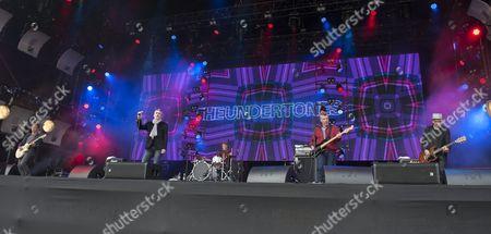 Editorial image of Rewind Festival, Scone Palace, Perth, Scotland - 22 Jul 2017