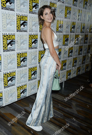 Editorial photo of 'Arrow' TV show photocall, Comic-Con International, San Diego, USA - 22 Jul 2017