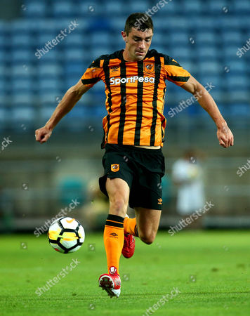 Stock Picture of Brian Lenihan of Hull City