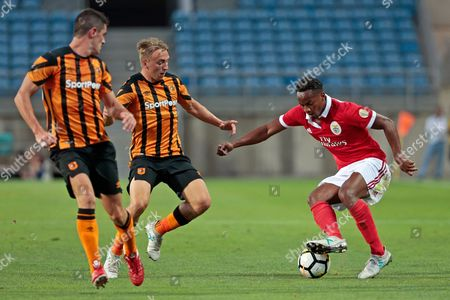 Editorial picture of Benfica vs Hull City, Loule, Portugal - 22 Jul 2017